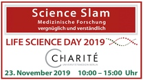 Science Slam Charité CBF LIFE SCIENCE DAY 2019